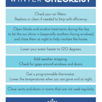 Winter Checklist Printable with Lennox®