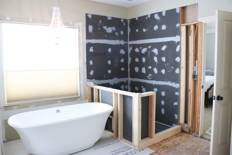 Master Bath Remodel | Week One