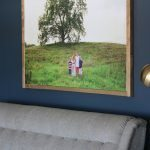 DIY Large Photo Canvas