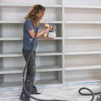 Office Bookshelves   Wagner Paint Sprayer