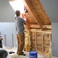 Adding a Fifth Wall to the Man Cave | VELUX Skylights