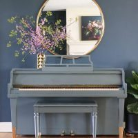 Painting a Piano | Tutorial