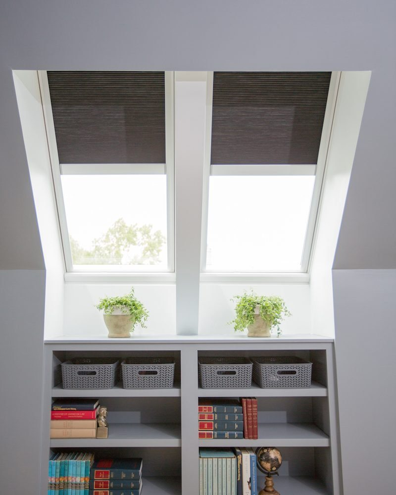 Man Cave Makeover with VELUX Skylights | Final Reveal