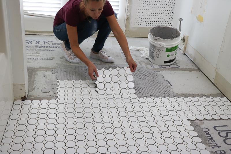 How To Tile Floors Walls Sincerely, Tile A Bathroom Floor